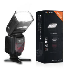K&F Concept KF-590 EX E-TTL TTL Wireless Flash Speedlite Slave Unit for Canon UK