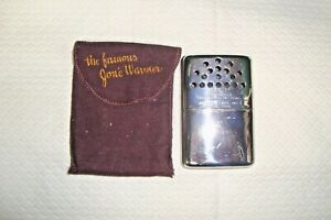Vintage Jon'e Hand Warmer