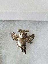 Cute Flying Pig Pin SS