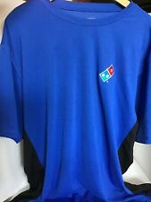 Domino's Pizza Employee Uniform Work Polo Shirt Mens Sz XL