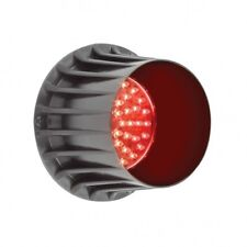 LED AUTOLAMPS RED 48 LED TRAFFIC ADVISORY LIGHT 12V TRAFFIC LAMP