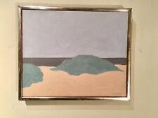 Richard Kemble Rare ORIGINAL Oil Own A Piece Of Nantucket Art History Lo Price