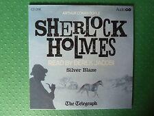 Sherlock Holmes Silver Blaze Audio CD