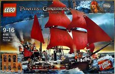 LEGO PIRATES OF THE CARRIBEAN 4195 Queen Anne's Revenge