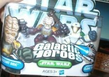 STAR WARS GALACTIC HEROES SERGEAT BRIC AND CLONE TROOPER ECHO
