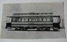 USA514 - CITIZENS RAILWAY Co St Louis TROLLEY No1585 PHOTO - Missouri USA