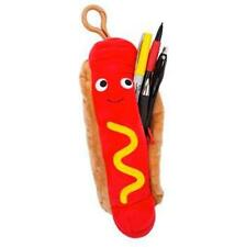 kidrobot YUMMY WORLD New FRANKY Hot DOg PLUSH Pencil CASE Clip On COLLECTION
