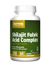 Jarrow Formulas Shilajit Fulvic Acid Complex 60 Caps