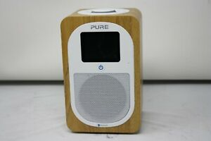 FAULTY Pure Evoke H3 and Full Colour Screen in Oak (OFFERS WELCOME)
