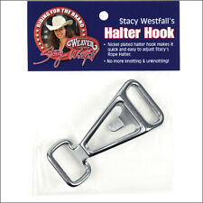 New listing C-3026 Wl-77-3026 Stacy Westfall Horse Halter Hook By Weaver Leather