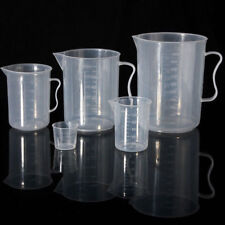 1 tlg Becherglas Messbecher Labor Borosilikat  Becher 100/250/500ML