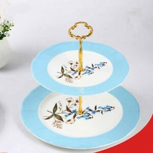 Royal English Double 2 Tiered Cake Stand /AU STOCK/ Fast postage