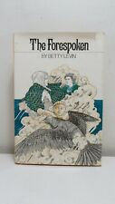 Levin: The Forespoken, Macmillan 1976, 1st w dj & Signed!