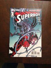 Superboy #1 NM First Print New 52