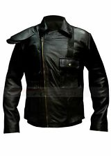 Mad Max Black Biker Leather Jacket