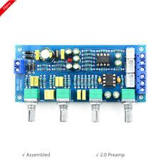 Ne5532 Preamp Board HiFi Power Amplifier Subwoofer Tone Board Low Pass Filter