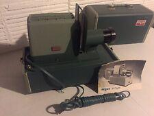 ~ Vintage ARGUS 300 Automatic 35mm Slide Changer Projector w Bulb WORKS ~