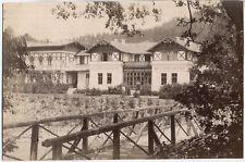 Original Vintage 1885 Wasserheilanstalt Sauerbrunn, Giesshübel-Puchstein