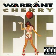 Warrant - Cherry Pie [New CD] Explicit