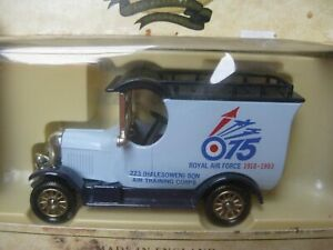 """Days Gone Bullnose Morris Van """"   RAF 75 Years """""""