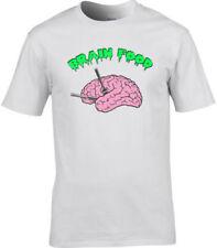 Markenlose Nerd unifarbene Herren-T-Shirts