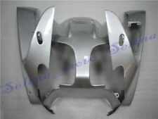 Front Cowl Upper Nose Fairing Compatible Fit For YAMAHA FJR1300 2001-2005 Silver