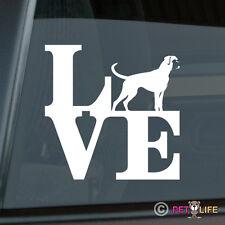Love Boxer Sticker Die Cut Vinyl - park