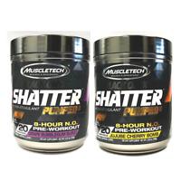 MuscleTech SHATTER PUMPED 8 Black Onyx Pre Workout N.O. 20 Servings PICK FLAVOR