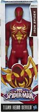 Official Marvel Avengers Titan Hero Spiderman Iron Spider Figure Toy Gift Toy