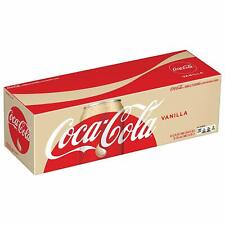 Coca Cola Vanilla USA 12 Pack Of 355Ml Cans