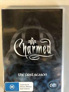 Charmed Season 1 DVD R4 6Disc Alyssa Milano Holly Marie Combs Shannen Doherty