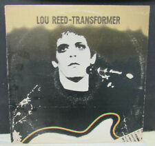 NO VINYL COVER ONLY- LOU REED TRANSFORMER  VG+