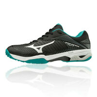 Mizuno Mens Wave Exceed Tour 3 AC Tennis Shoes - Black Sports Breathable