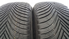 2x Winter Tyres Michelin Alpin 5 225/55/17 R17 97H A0