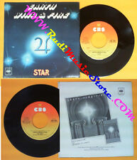 LP 45 7'' EARTH WIND & FIRE Star You and i 1979 italy CBS 7902 no * cd mc dvd