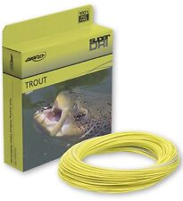 AIRFLO DISTANCE PRO WF-6-F #6 WT OPTIC GREEN WEIGHT FORWARD FLOATING FLY LINE