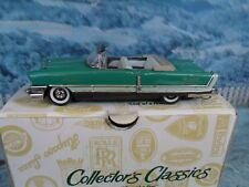 1/43 Collector's Classics (Argentina) 1956 Packard Caribbean