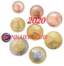 Série 1 Cent à 2 Euro BU Slovénie 2020 - Brillant Universel