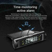Sensor Solar Wireless TPMS Car Tire Tyre Pressure Monitoring System Z3C5 X1 W1L2