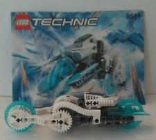Lego  technic #8511 complete with booklet