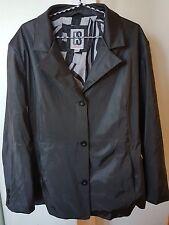 CS SIGNATURE Black Coat Jacket Size XL