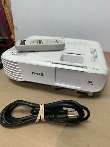 Epson PowerLite X39 LCD Projector H855A