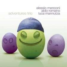 Adventures Trio - Alessio Menconi, Aldo Romano, Luca Mannutza CD