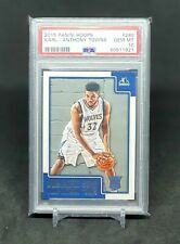 2015 Hoops Karl Anthony Towns #289 Rookie RC! PSA 10💎
