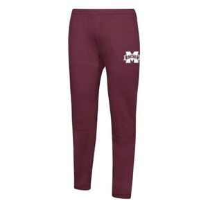 Mississippi State Bulldogs NCAA Adidas Women's Maroon 2018 Sideline Squad Pants