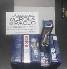 4 Candele Accensione Originale Bosch 0 242 235 666 FR7DC+