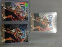 Reggie Miller 97-98 Finest Base Embossed and Refractors #150 1080/1090