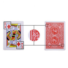 Marked Stripper Deck Playing Cards Poker Magic Tricks Close Up Illusions Gimmick