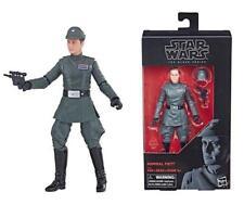 "100 Hasbro Star Wars Black Series 6"" Inch Admiral Piett Figure in Stock"