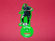 ARMAND PARIS SAINT-GERMAIN PSG PANINI FOOTBALL STARS UP 2009-2010 MAGNETS